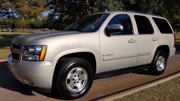 2008 CHEVROLET TAHOE LEATHER KEYLESS ENTRY ~~ ONLY 88K MILES ~~!!!!!!!