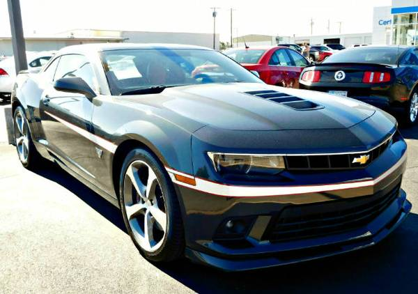 Chevrolet Stock 219090 2015 Camaro Coupe SS w/2SS 6,462 miles only
