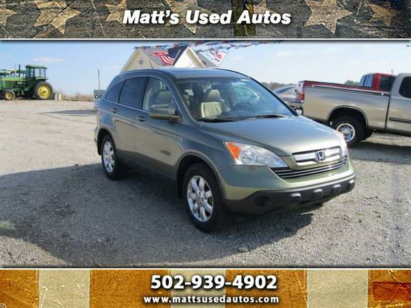 ***2007 Honda CR-V EX-L 4WD AT*** Leather/Sunroof/Low Miles!!!