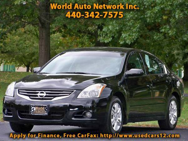 2011 Nissan Altima 2.5 S. 1-Owner Vehicle. Fully Loaded. Well Maintai