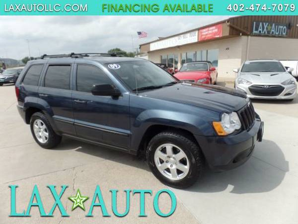 2009 Jeep Grand Cherokee Laredo 4WD * V8 * 137K Miles * New Tires!