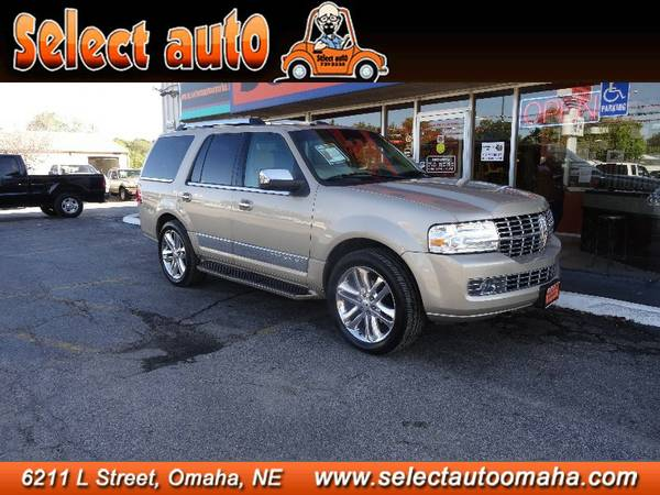 2007 Lincoln Navigator 4WD 4dr Low Miles!