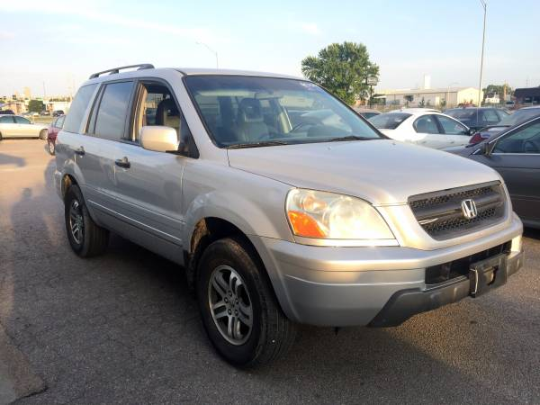 2004 HONDA PILOT 122K 3RD ROW SEATING & 3 MONTH WARRANTY!!