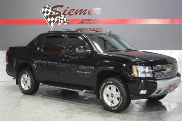 2013 Chevrolet Avalanche LTZ 4WD - TEXT US