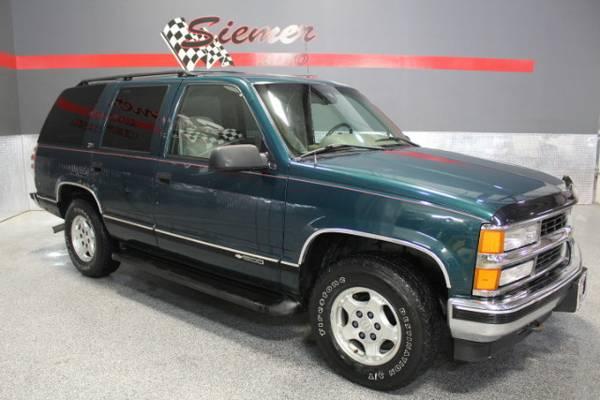 1996 Chevrolet Tahoe 4-Door 4WD - NEW LOWER PRICE