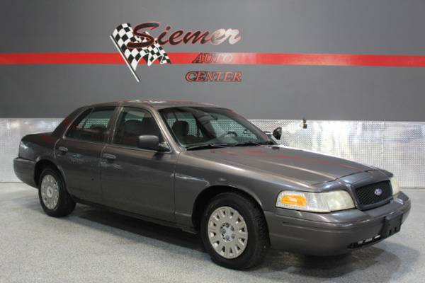 2004 Ford Crown Victoria Police Interceptor - TEXT US