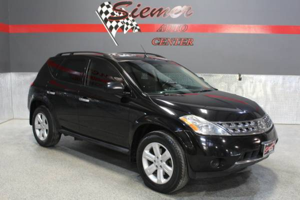 2006 Nissan Murano S AWD - GIVE US A CALL
