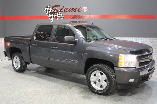 2011 Chevrolet Silverado 1500 LT Crew Cab 4WD - GIVE US A CALL 402 727