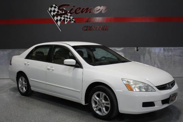 2007 Honda Accord LX SE Sedan AT - GIVE US A CALL