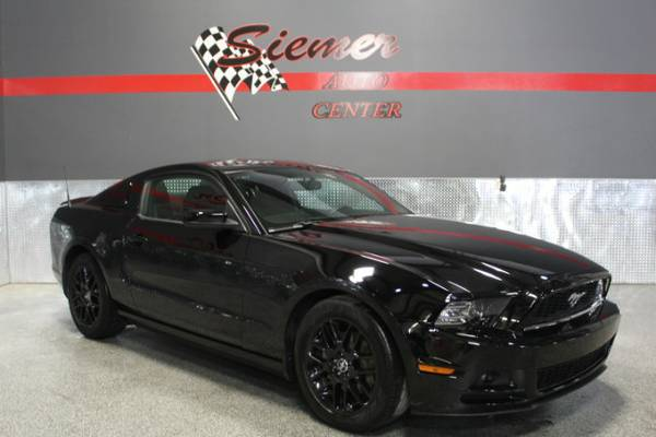 2014 Ford Mustang V6 Coupe - TEXT US