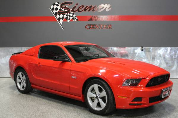 2014 Ford Mustang GT Coupe - GIVE US A CALL
