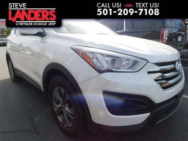 2015 Hyundai Santa Fe Sport SUV Santa Fe Sport Hyundai
