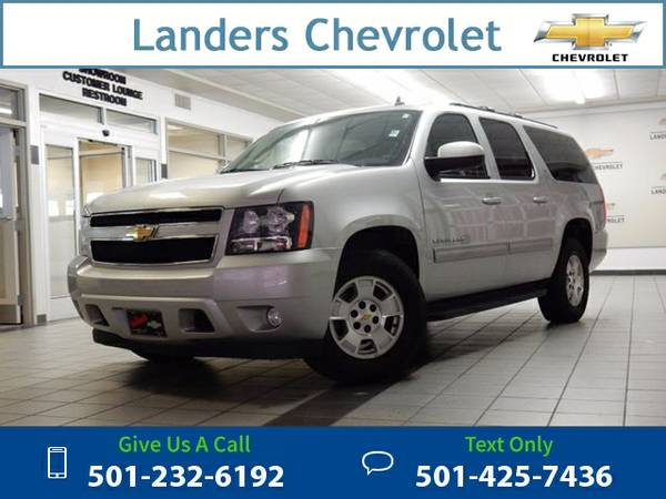 2010 *Chevrolet* *Chevy* *Suburban* *2WD* *4dr* *1500* *LT* 101k miles