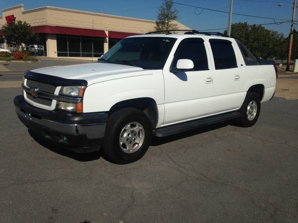 2006 Chevrolet Avalanche LT 2WD