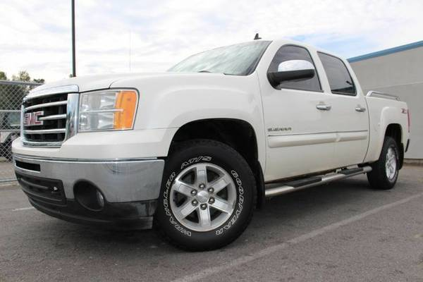 12 GMC SIERRA Z71*EVERYONE APPROVED*APPLY ONLINE TODAY!!!!