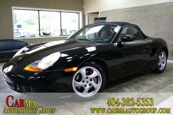 2002 Porsche Boxster - *GET TOP $$$ FOR YOUR TRADE*