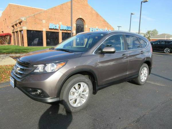 Stock Y161466A Honda 2014 CR-V SUV EX-L AWD - Contact Tyler in the...