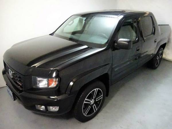 Certified: 2014 Honda Ridgeline Truck Crew Cab - Contact Tyler in the