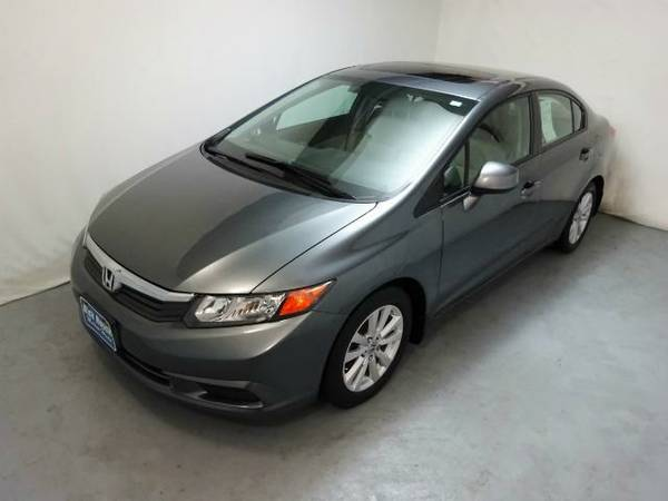 2012 Honda Civic Sedan EX-L - Contact Tyler in the Internet Department