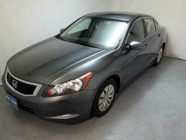 2009 Honda Accord Sedan 2.4 LX - Contact Tyler in the Internet...