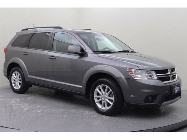 2013 *Dodge Journey* SXT (Storm Gray Pearlcoat)