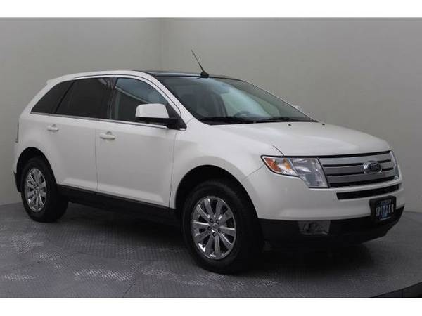 2008 *Ford Edge* Limited (White Sand Tri-Coat)