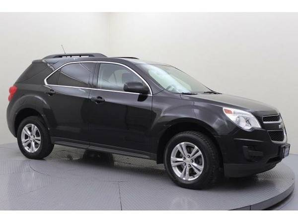 2010 *Chevrolet Equinox* LT (Black)