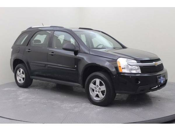 2009 *Chevrolet Equinox* LS (Black)