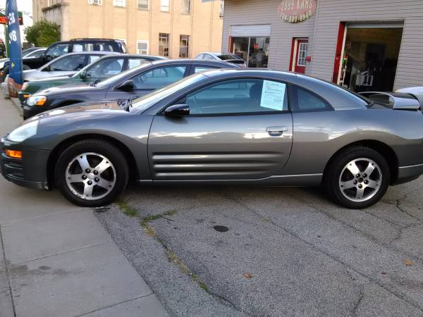 03 Mitsubishi Eclipse GS * Loaded * 5/17 Inspection