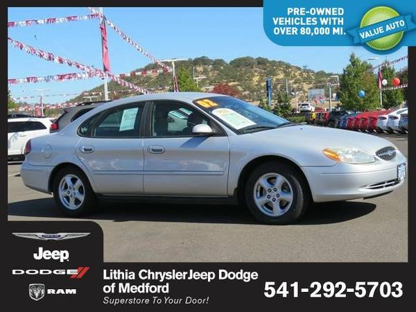 2002 Ford Taurus SE SVG