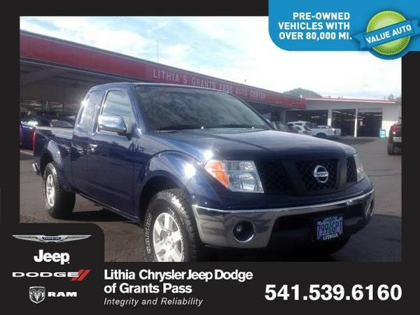 2007 Nissan Frontier (You Save $1,352 Below KBB Retail)