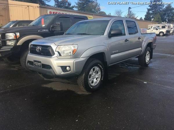 2015 Toyota Tacoma V6 TRD Off Road 6-Spd toyota tacoma 4x4 truck