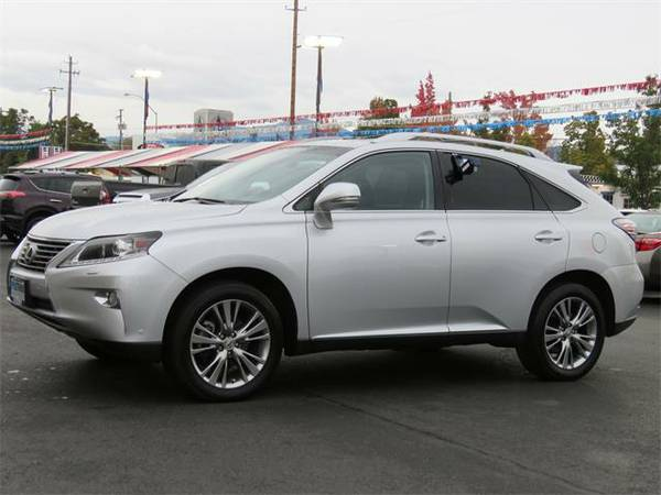 2013 Lexus RX 350 Sport Utility - Contact Dealer