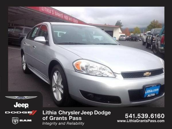 2012 Chevrolet Impala LTZ (You Save $1,685 Below KBB Retail)