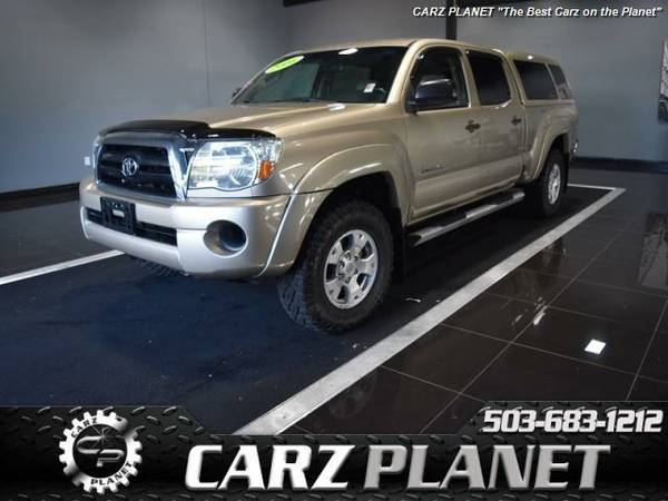 █ 2006 Toyota Tacoma 4x4 truck low miles toyota tacoma truck...