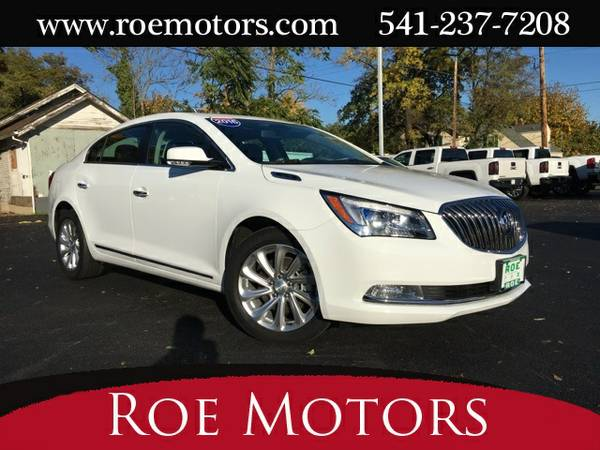 2016 Buick LaCrosse Leather #46775