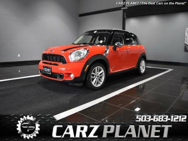 █ 2012 Mini Cooper Countryman S ALL4 AWD mini cooper pano roof...