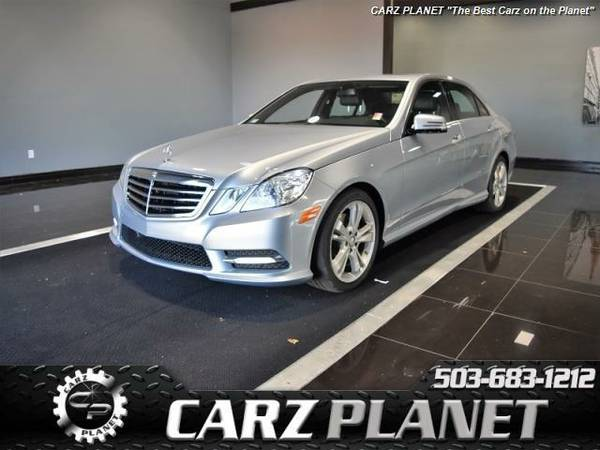 █ 2013 Mercedes-Benz E-Class E350 Luxury nav/ back up mercedes...