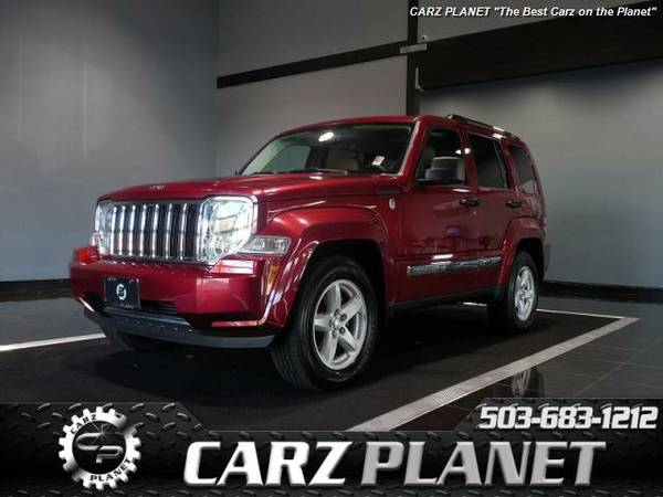 █ 2012 Jeep Liberty Limited leather 4x4 58k miles jeep liberty...