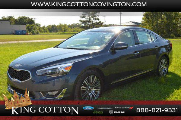 2015 *Kia* *Cadenza* -BAD CREDIT NO PROBLEM!