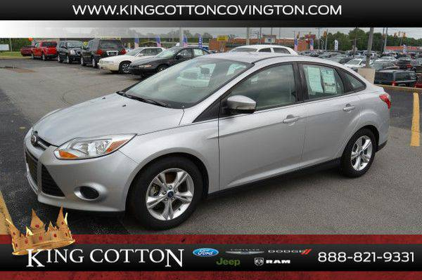 2014 *Ford* *Focus* SE -BAD CREDIT NO PROBLEM!