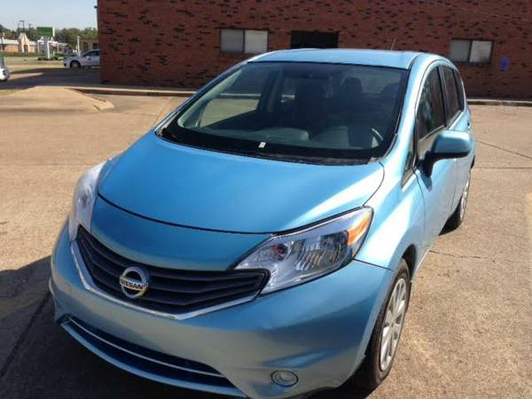 →2014 Nissan Versa Note SV auto 40k cd pwl good tires brakes