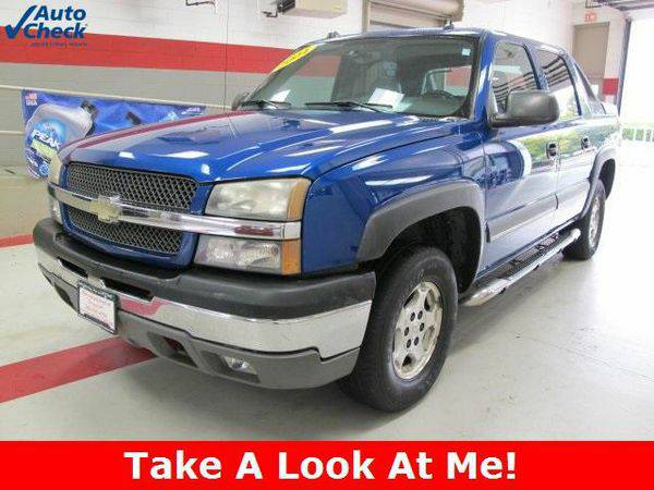 2004 *Chevrolet* *Avalanche* Base Leroy Butler Lifetime Powertrain