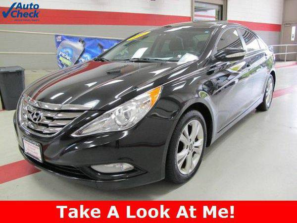 2012 *Hyundai* *Sonata* Limited Leroy Butler Lifetime Powertrain