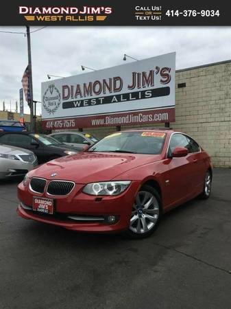 2011 BMW 328i xDrive AWD 2dr Coupe