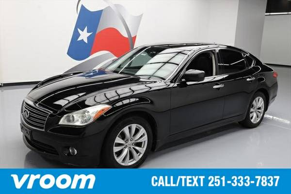 2011 Infiniti M37 7 DAY RETURN / 3000 CARS IN STOCK