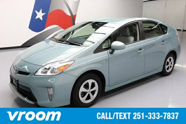 2014 Toyota Prius Four 4dr Hatchback 7 DAY RETURN / 3000 CARS IN STOCK