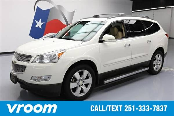2011 Chevrolet Traverse LTZ 7 DAY RETURN / 3000 CARS IN STOCK