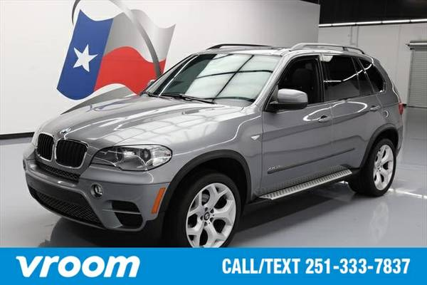 2013 BMW X5 7 DAY RETURN / 3000 CARS IN STOCK