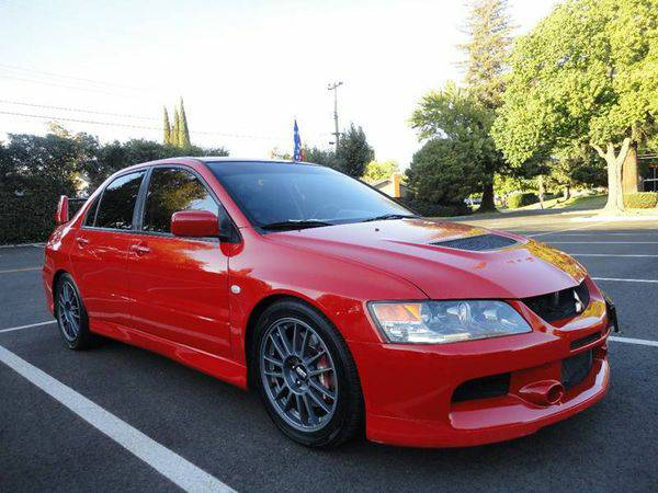 2006 *MITSUBISHI* *LANCER**Evo* MR**IX**6 SPEED AWD Special Edition -